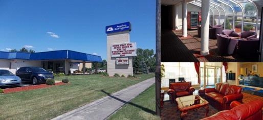 Americas Best Value Inn & Suites photo collage