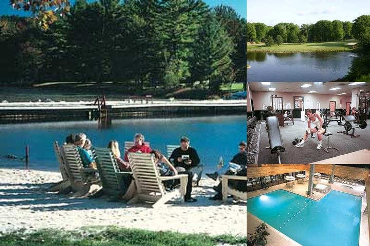 The Resort at Split Rock photo collage