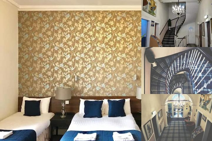 Park View House Hotel photo collage