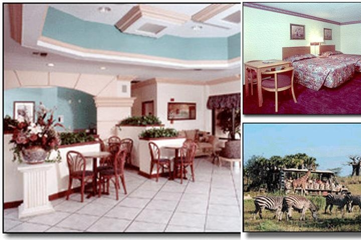 Regency Express Inn & Suites photo collage