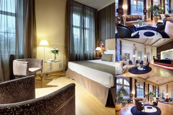 Eurostars Park Hotel Maximilian photo collage