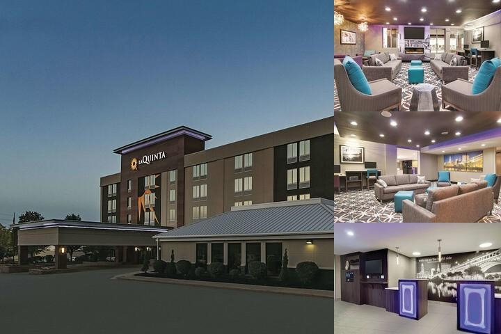 La Quinta Inn & Suites Cleveland Airport West photo collage