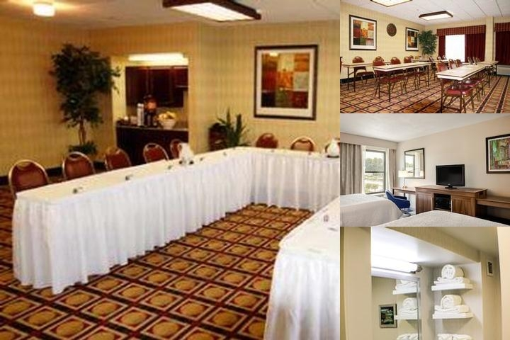 Hampton Inn Trussville photo collage