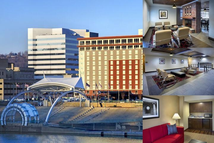 Four Points by Sheraton Charleston photo collage