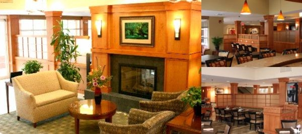 Hilton Garden Inn Lancaster photo collage