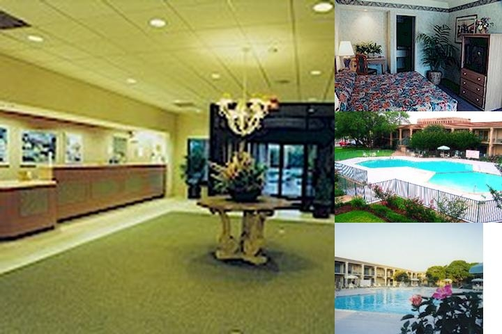 North Austin Hotel & Suites photo collage