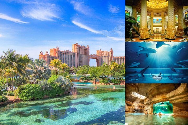Atlantis Royal Towers Autograph Collection photo collage