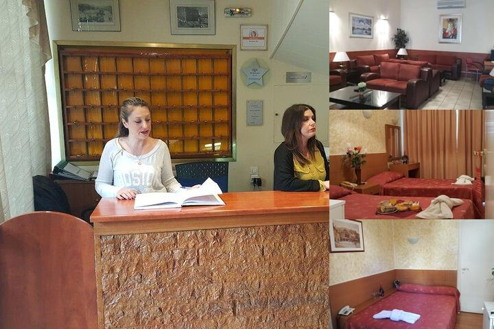 Aristoteles Hotel photo collage