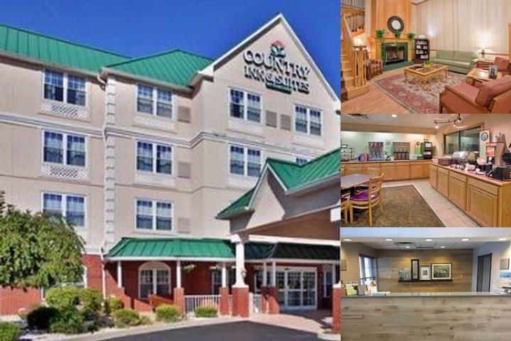 Country Inn & Suites by Radisson Louisville East photo collage