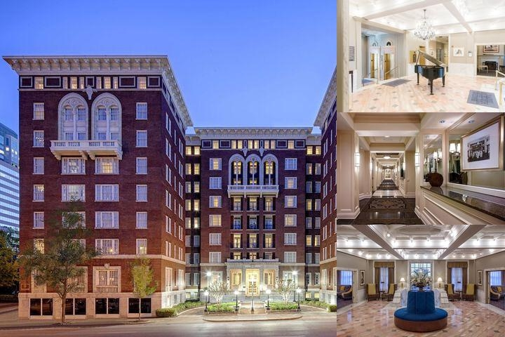 Hampton Inn & Suites Downtown The Tutwiler photo collage