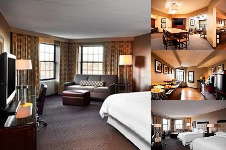 Sheraton Parsippany Hotel photo collage