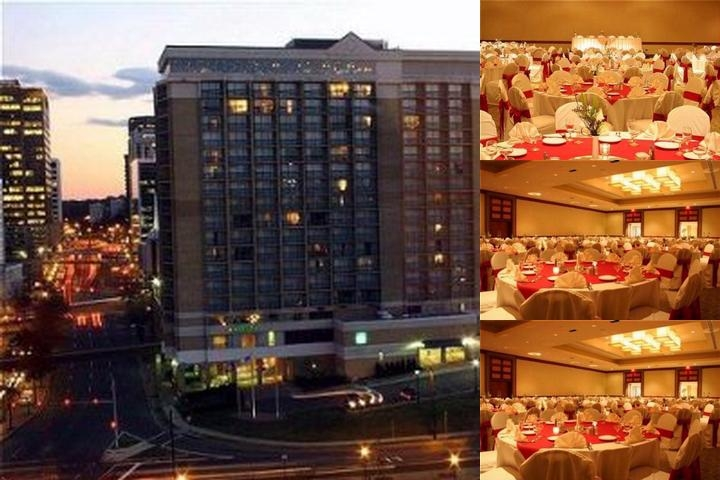 Holiday Inn Rosslyn at Key Bridge photo collage