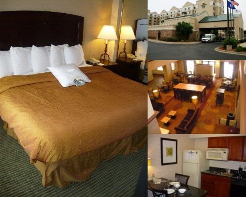 Homewood Suites by Hilton Mall of America photo collage