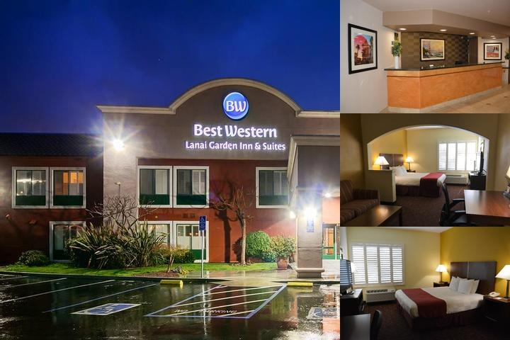 Best Western Lanai Garden Inn photo collage