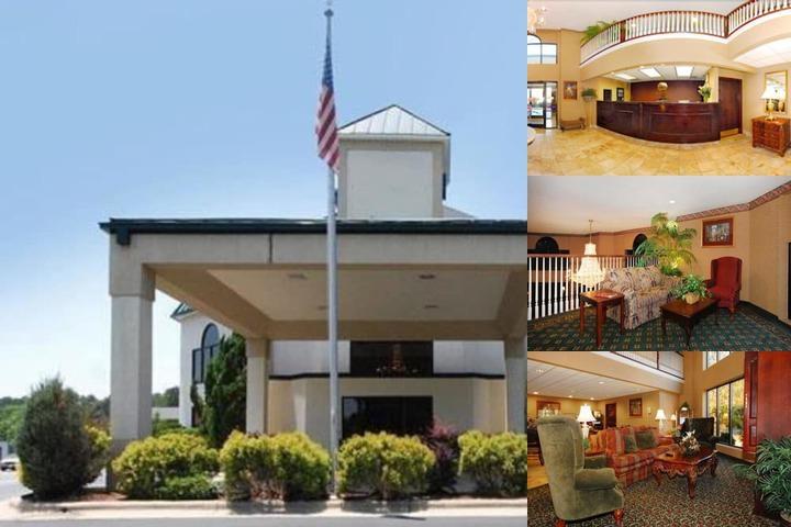 Comfort Inn Photo Collage