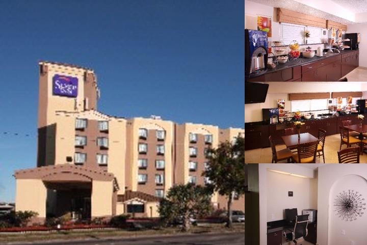 Sleep Inn & Suites New Orleans Int'l Airport photo collage