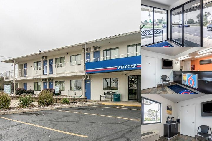 Motel 6 Janesville Wi photo collage