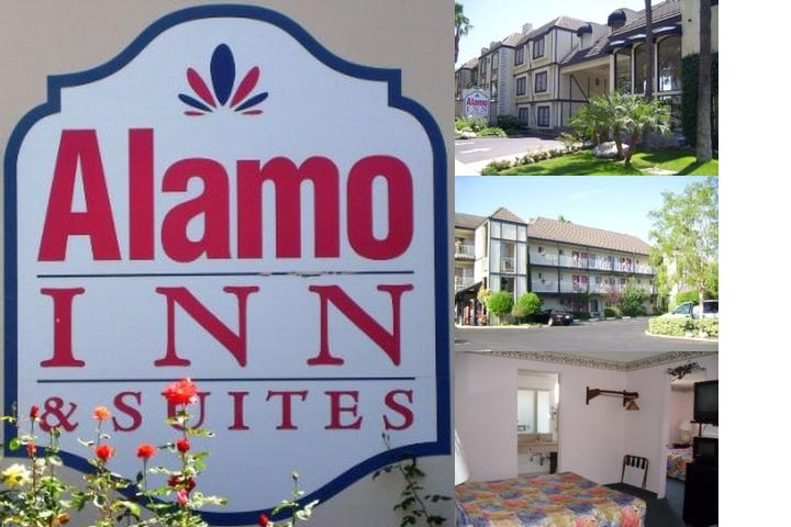 Alamo Inn & Suites photo collage
