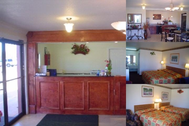 Treasure Inn photo collage