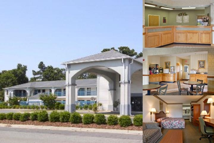 Days Inn Siler City photo collage