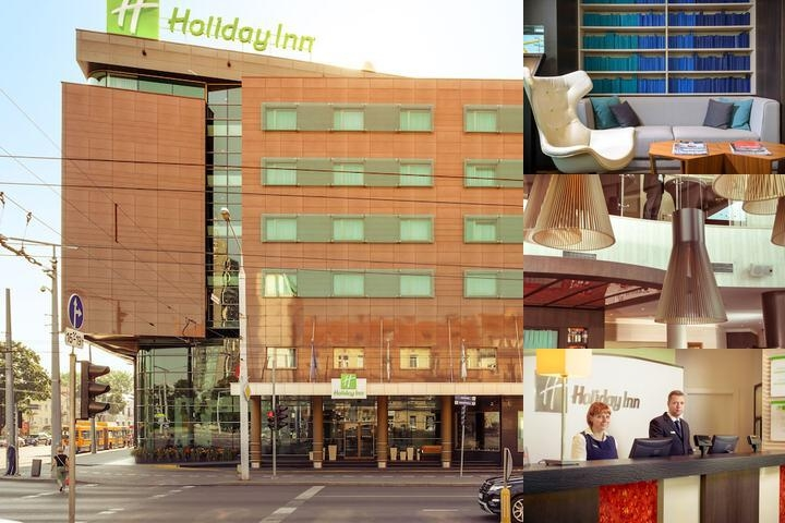 Holiday Inn Vilnius photo collage