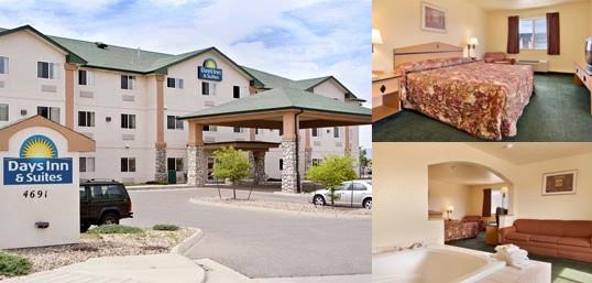 Castle Rock Days Inn & Suites photo collage