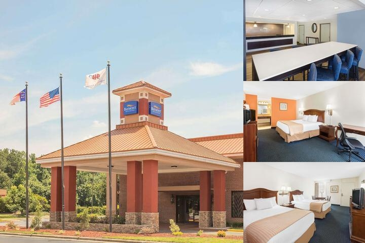 Best Western Inn I 95 / Goldrock photo collage