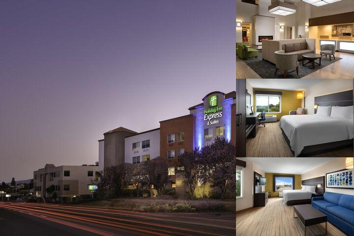 Holiday Inn Express Belmont photo collage