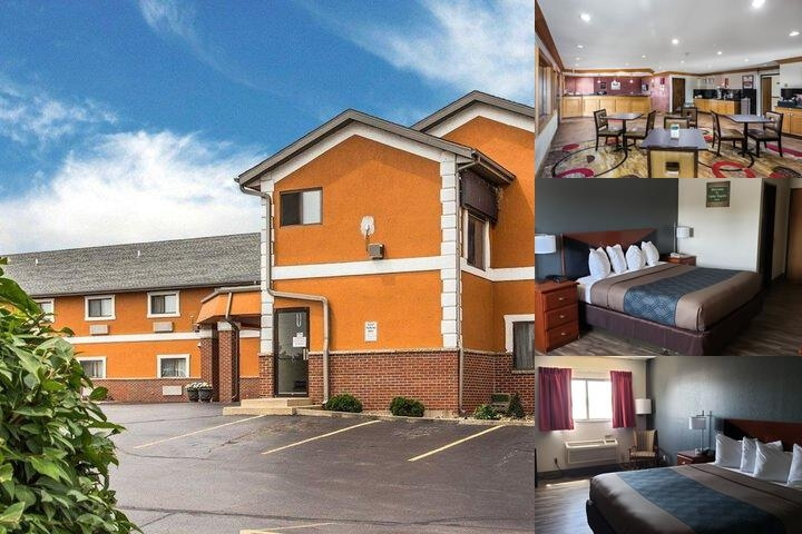 Econo Lodge Cedar Rapids photo collage