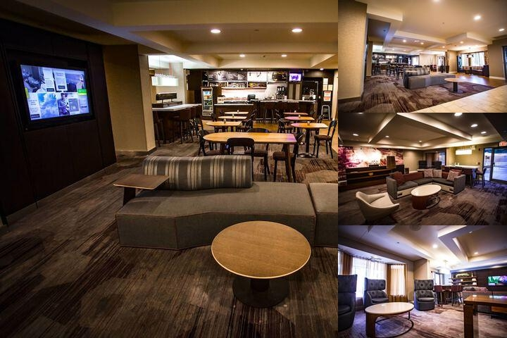 Courtyard by Marriott Lenox Park photo collage