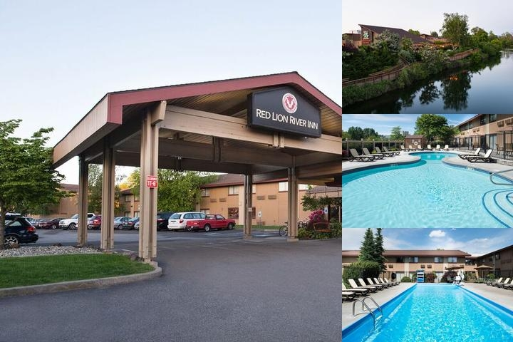Ruby River Hotel photo collage