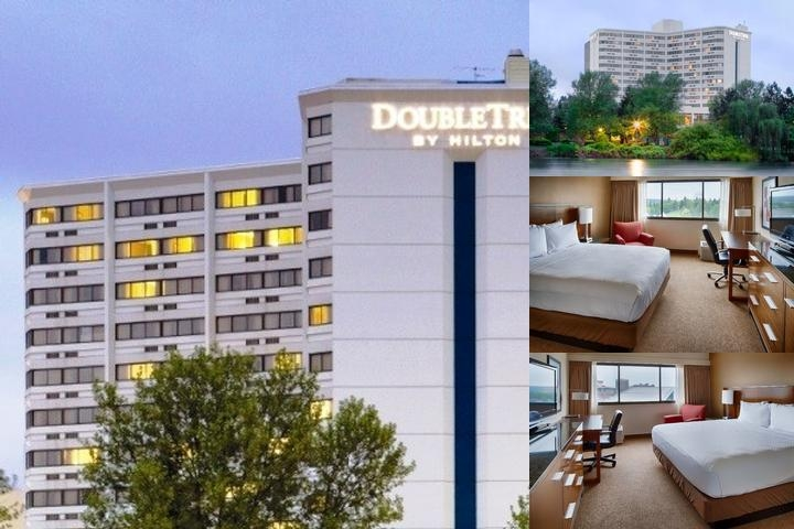 Doubletree by Hilton Spokane City Center photo collage