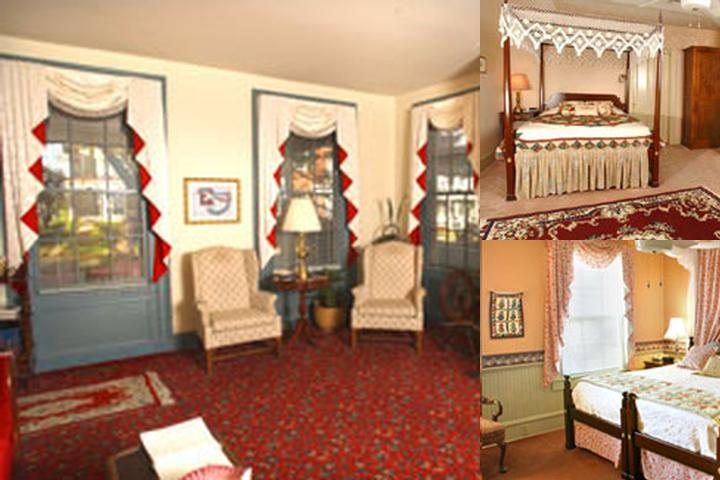 Harmony House Inn photo collage