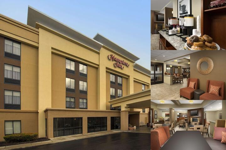 Hampton Inn Rochester North photo collage