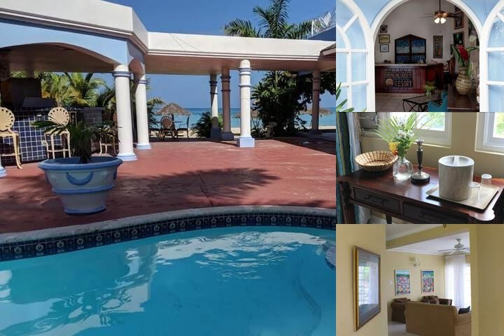 Beach House Villas photo collage