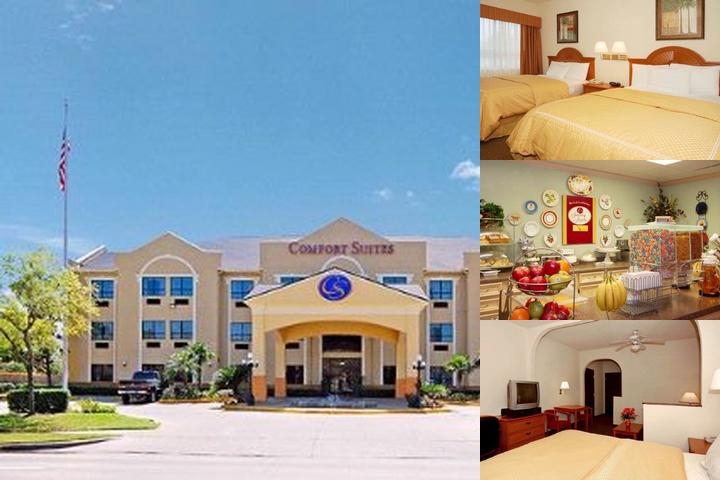 Comfort Suites Galleria Photo Collage