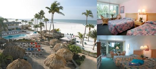 Outrigger Beach Resort photo collage