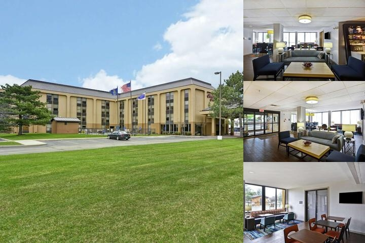 Hampton Inn Madison Heights photo collage