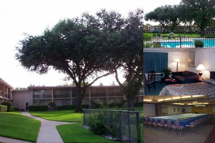 University Inn Austin North photo collage