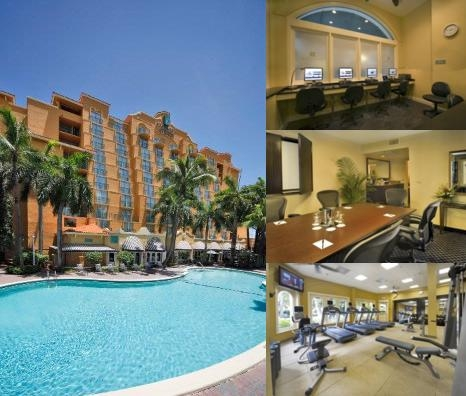 Embassy Suites / Miami International Airport photo collage