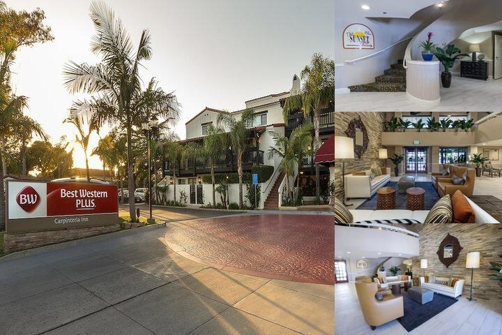 Best Western Plus Carpinteria Inn photo collage