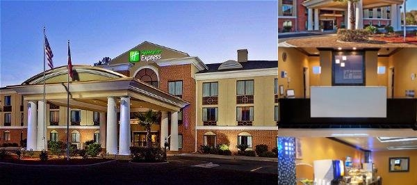 Holiday Inn Express Hinesville photo collage