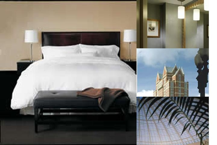 Westin Providence photo collage