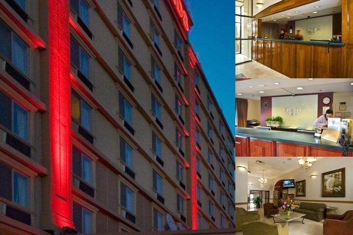 Meadowlands Plaza Hotel photo collage