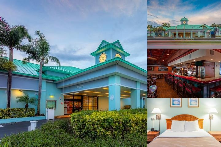 Comfort Inn & Suites Resort photo collage