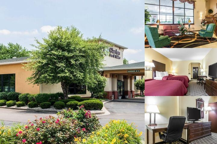 Clarion Inn & Suites Northwest photo collage