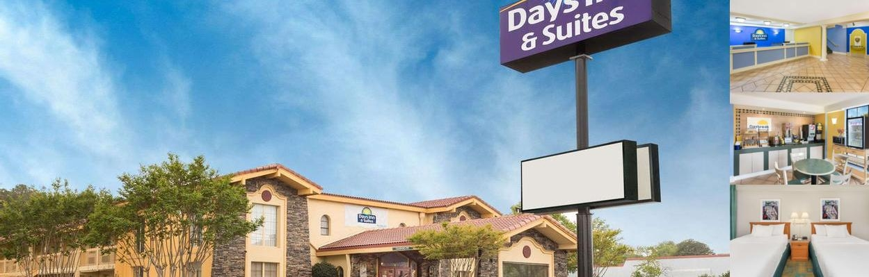 Days Inn & Suites Huntsville photo collage