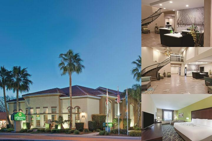 La Quinta Inn & Suites Los Banos photo collage