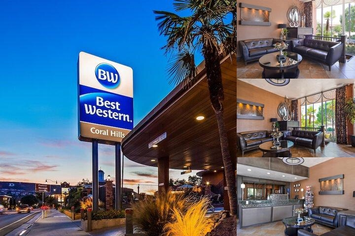 Best Western Coral Hills photo collage