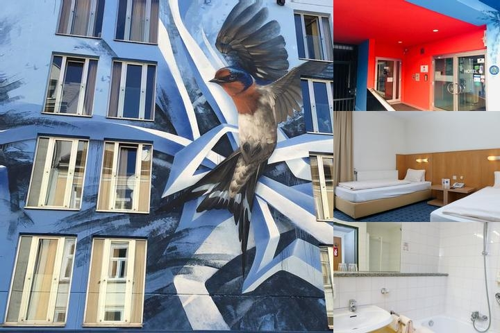 Art Hotel Vienna photo collage